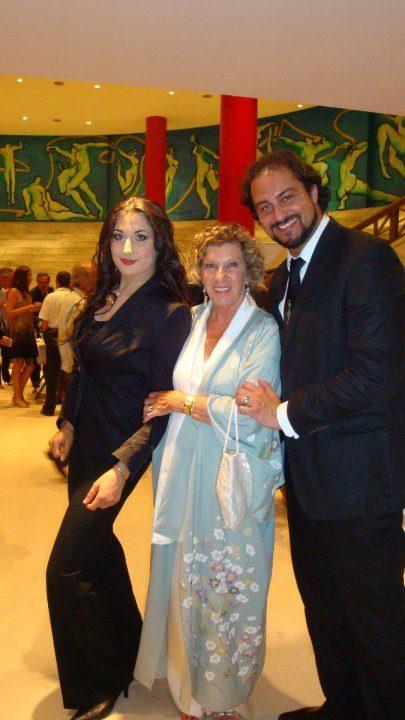 Festival Internazionale di Santander- con Nadia Krasseva ed Emilia Levi