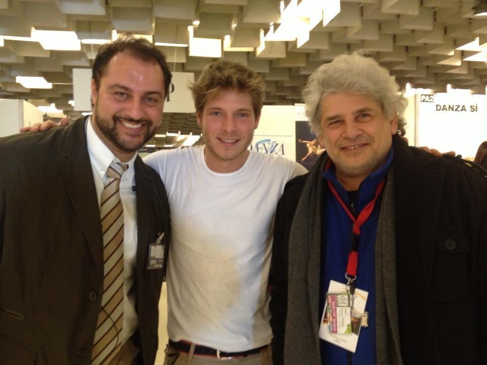 con Gabriele Rossi e Tuccio Rigano