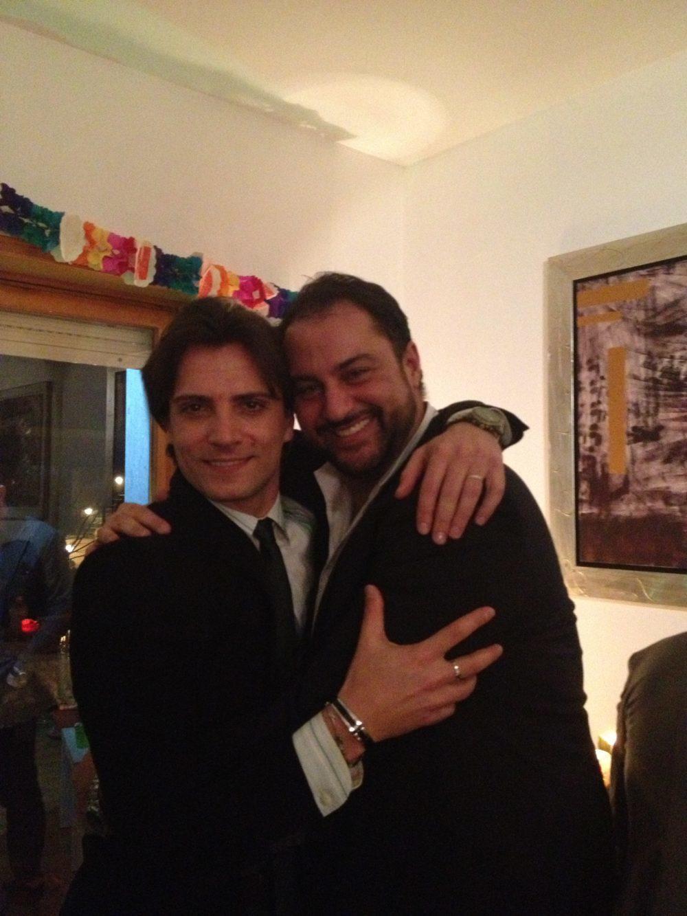 con l'etoile Giuseppe Picone