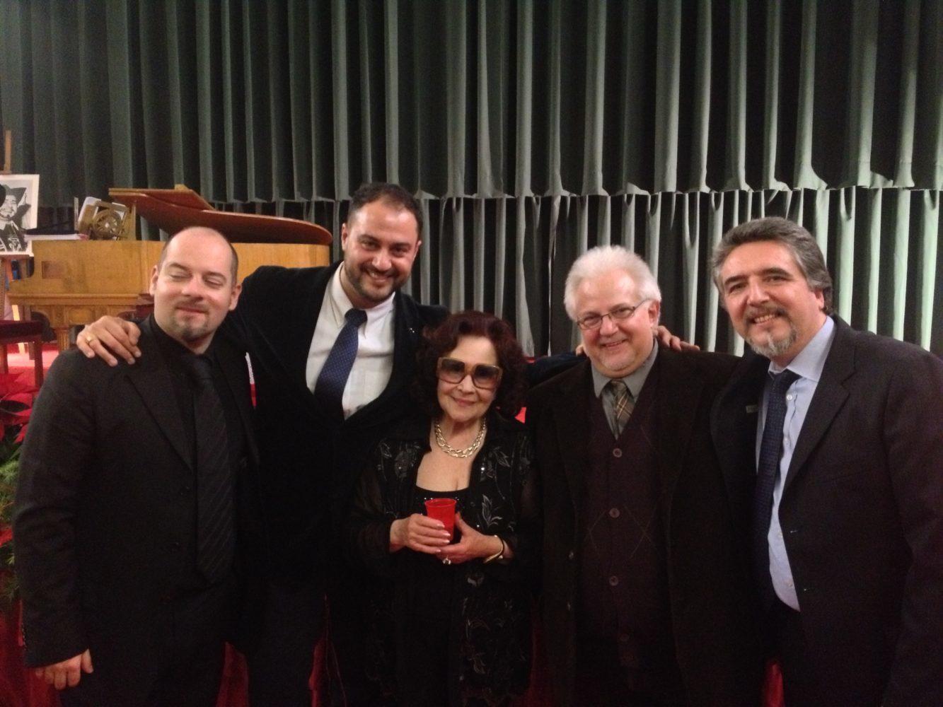 concorso Inrnazionale di Canto rinaldo Pelizzoni, Parma