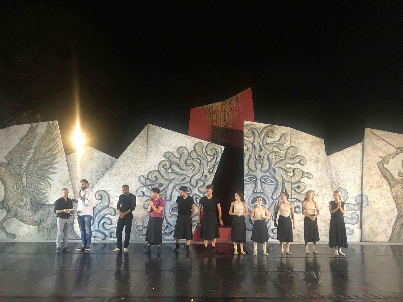 Festival Internazionale della danza e delle arti contemponee