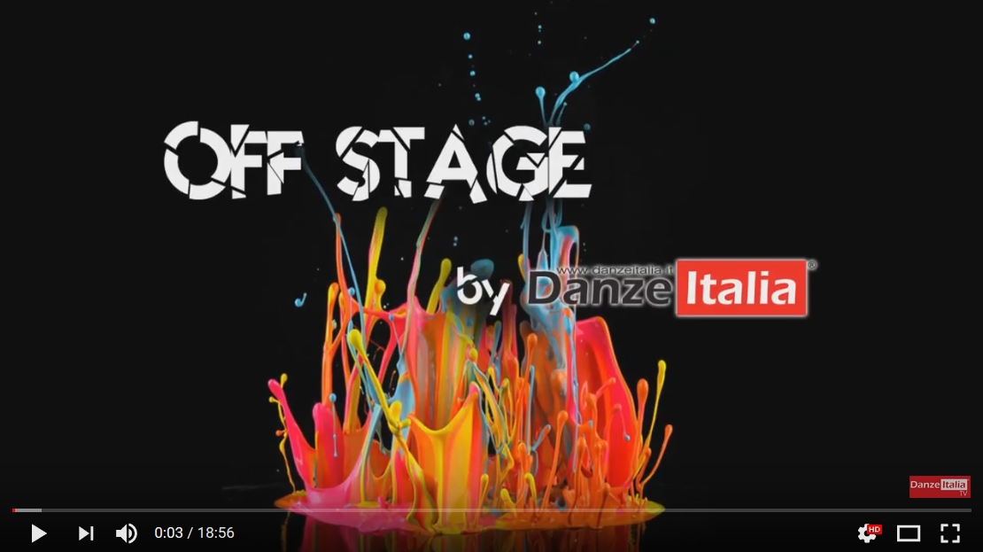 Off Stage by Danze Italia – 12/10/2013