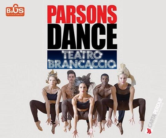PARSON RACCONTA PARSON