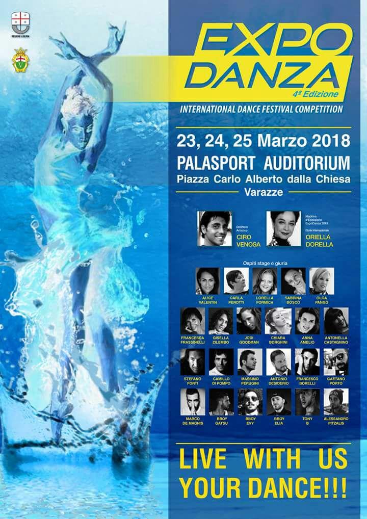 EXPO DANZA VARAZZE