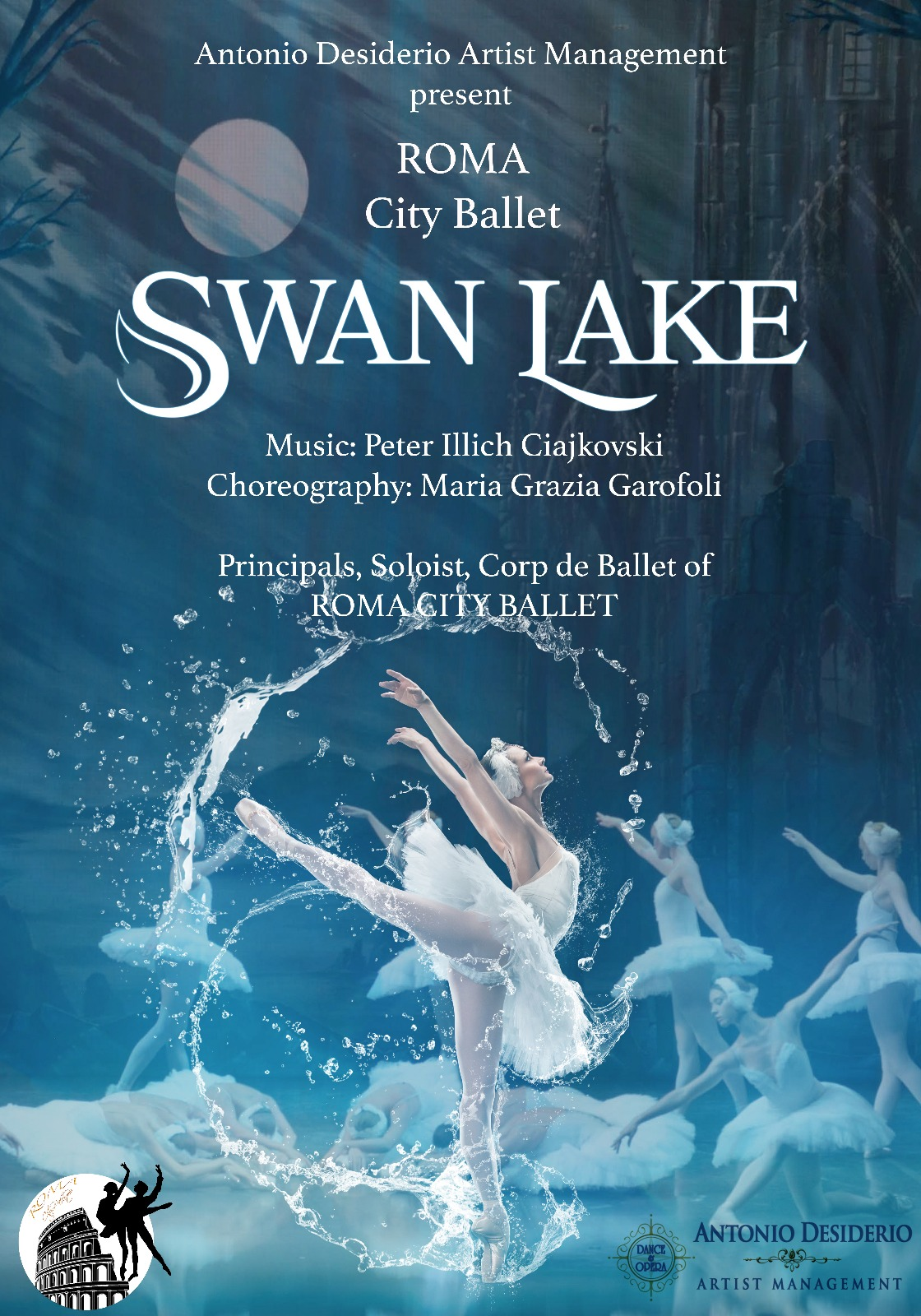 """SWAN LAKE"" China Tour"