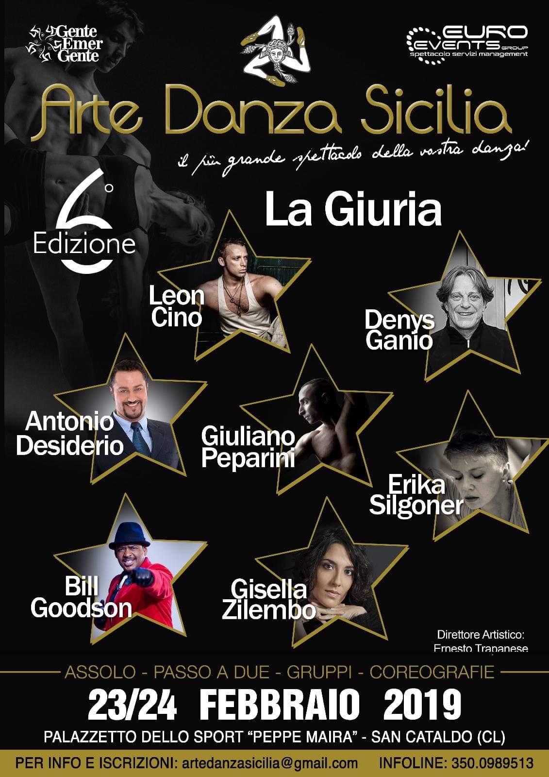 ARTE DANZA SICILIA 2019