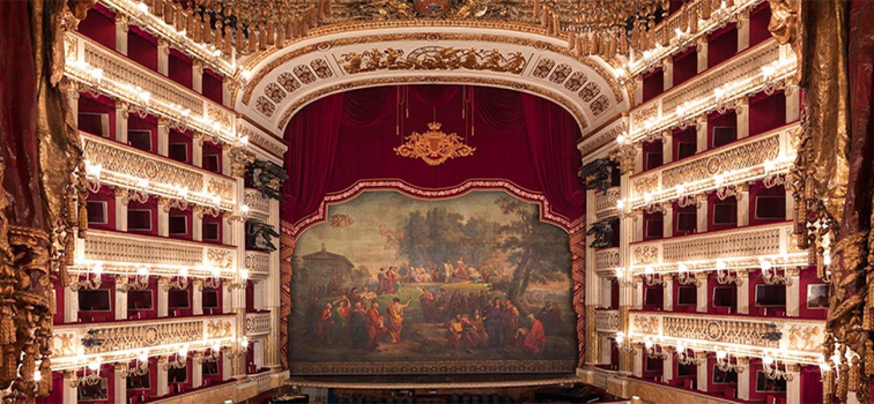 """""""SOGNO DI UNA NOTTE DI MEZZA ESTATE"""" – Teatro San Carlo, Napoli"""