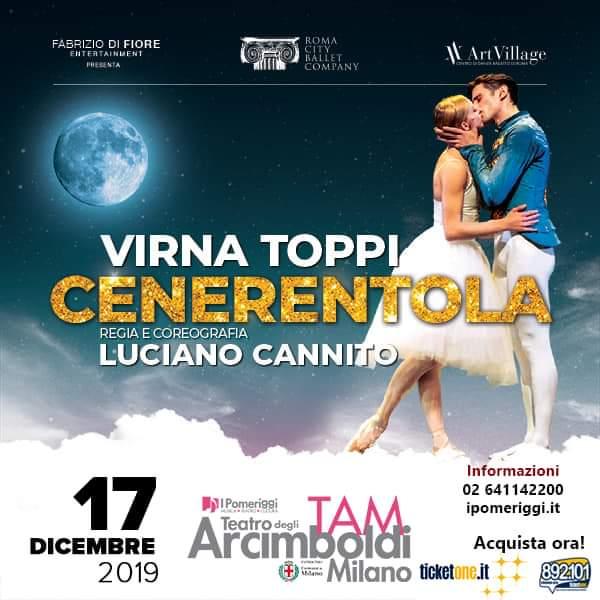 CENERENTOLA – Teatro degli Arcimboldi, Milano