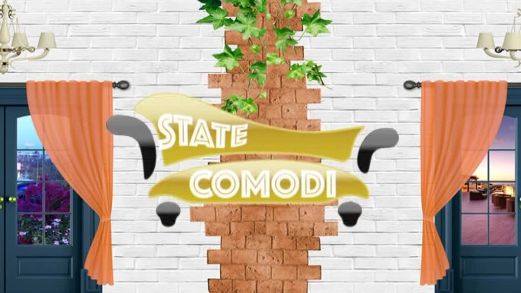 STATE COMODI – Talk show TV Canale 10