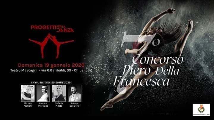 CONCORSO PIERO DELLA FRANCESCA, Teatro Mascagni di Chiusi