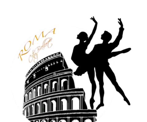 Logo Roma City Ballet