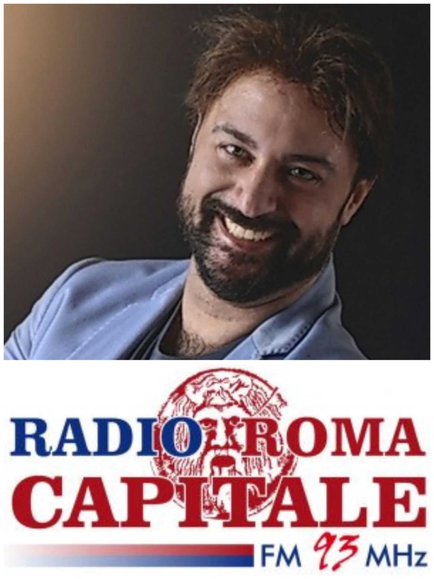 """RADIO ROMA CAPITALE, """"ON AIR"""" TALK SHOW"""