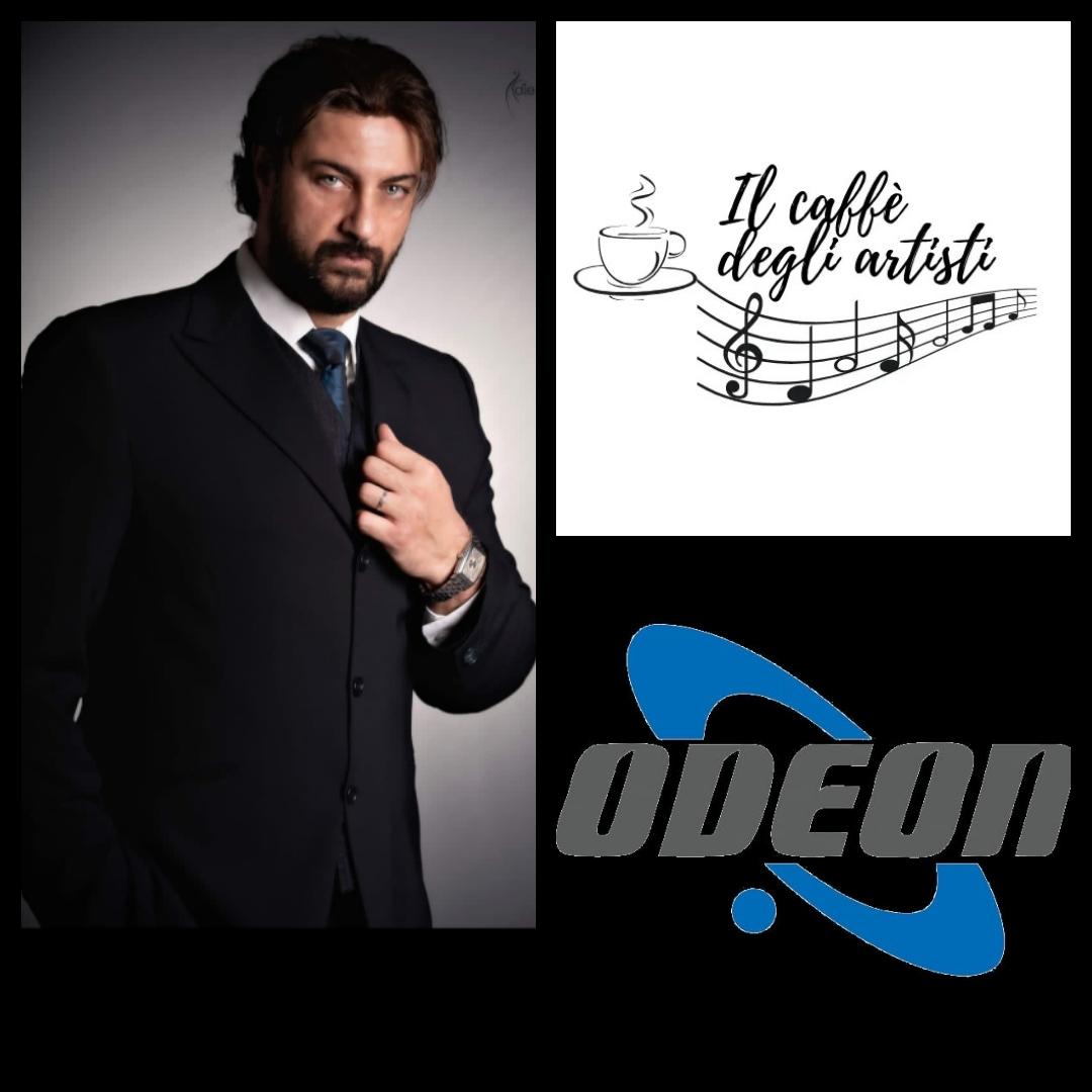 """""""IL CAFFE DEGLI ARTISTI"""" – Talk Show Odeon Tv"""