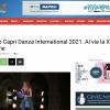 Premio Capri Danza Intenational – Napoli Village